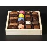 Schokoladen-Geschenkbox